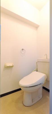 【トイレ】サンビレッジ2