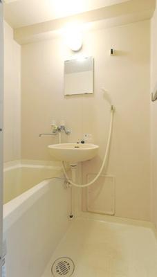 【浴室】サンビレッジ2