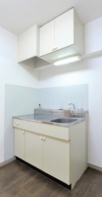【キッチン】サンビレッジ2
