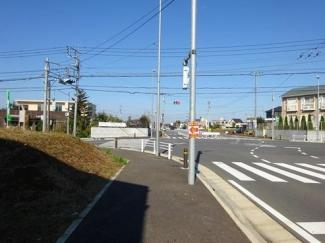 グランファミーロもねの里 土地 物井駅 四街道ICまでのアクセス良好。直ぐに高速道路に乗れるので、お出かけに便利な立地です!