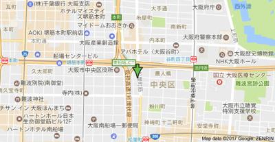 【地図】ドエル南本町