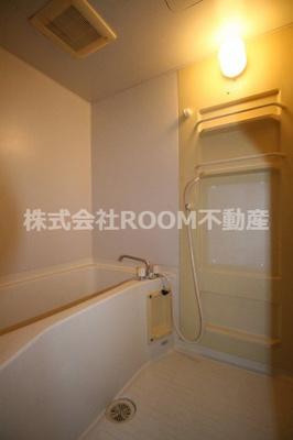 【浴室】一万城マンション