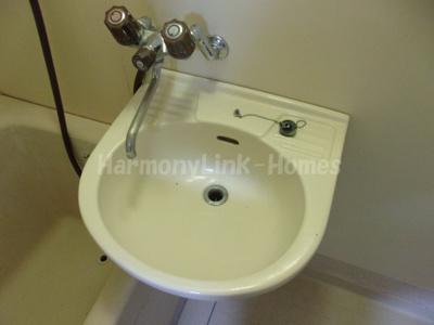モンターニュ駒込の洗面台