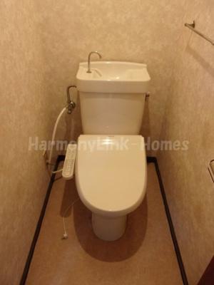 モンターニュ駒込のトイレ
