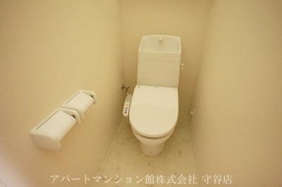 【トイレ】ラパンブルー