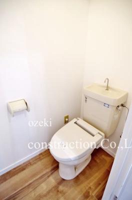 【トイレ】さわてつビル
