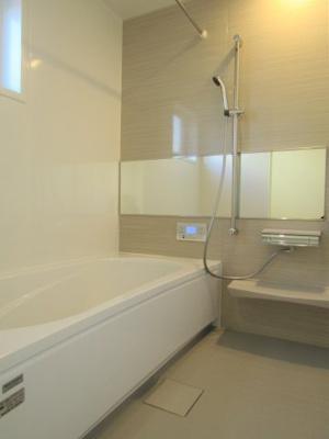 【浴室】徳島市国府町中 戸建3LDK