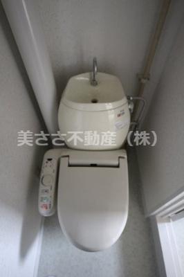 【トイレ】鷹取ビル