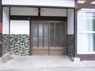 【玄関】近江八幡市末広町 中古戸建