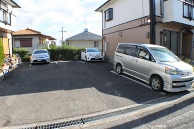 【駐車場】野村テラスハウス