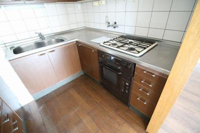 【キッチン】プリエール島之内