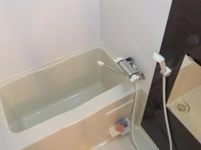 ハーモニーテラス墨田のコンパクトで使いやすいお風呂です
