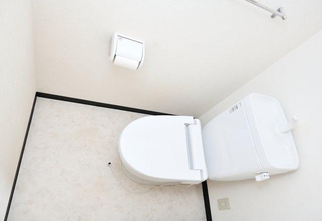 間取りの中心に位置するお手洗いは寒くならずヒートショックを防ぎます
