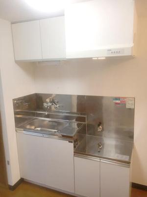 【キッチン】K'sマンション