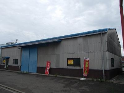 【外観】平田町工場Ⅲ