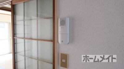 【セキュリティ】メゾンソレイユⅡ