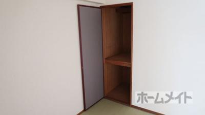 【収納】メゾンソレイユⅡ