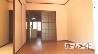 【洋室】メゾンソレイユⅡ