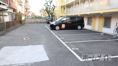 【駐車場】メゾンソレイユⅡ