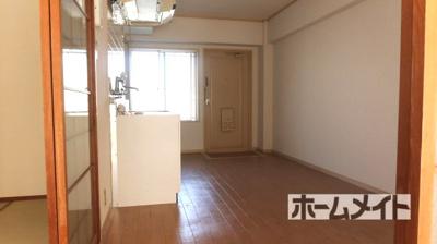 【居間・リビング】メゾンソレイユⅡ