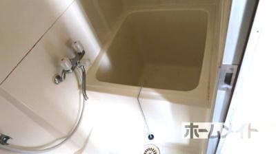 【浴室】メゾンソレイユⅡ