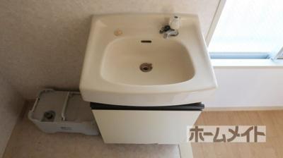 【独立洗面台】メゾンソレイユⅡ