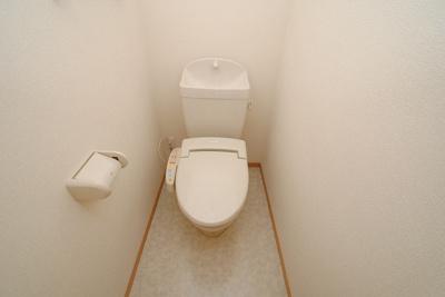 【トイレ】K・ブロッサムⅡ