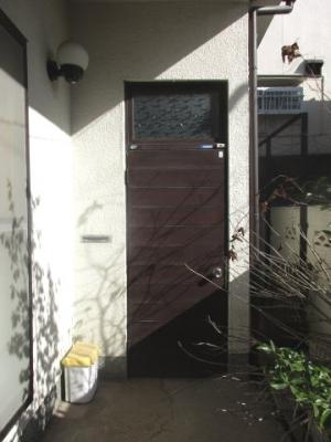 【玄関】神戸市垂水区歌敷山3丁目