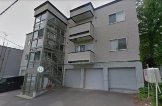 【外観】《木造7.84%!満室稼働中!》小樽市花園4丁目一棟アパート