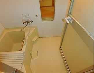 【浴室】《木造7.84%!満室稼働中!》小樽市花園4丁目一棟アパート
