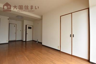 【居間・リビング】文信マンション