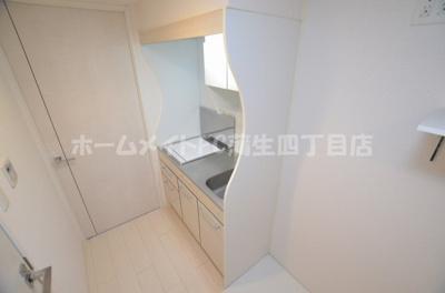 【キッチン】N°77HANATEN001
