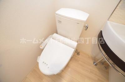 【トイレ】N°77HANATEN001
