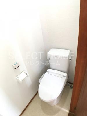 【トイレ】石川ハイツ