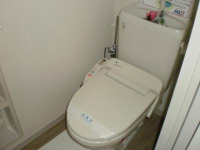 【トイレ】シャーメゾン比島 A棟