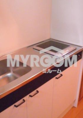 マナ板が置けるスペースのあるIHキッチン☆(同一仕様写真)