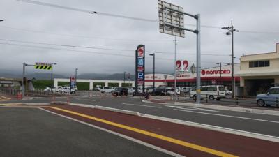 【周辺】安芸市事業用定期借地用地