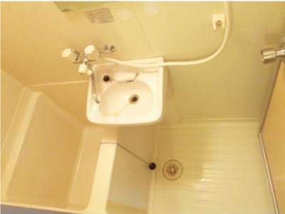 【浴室】ドルフィンハイム