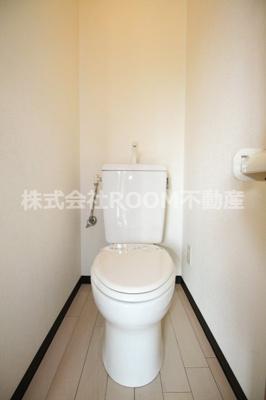 【トイレ】センチュリー21神之山