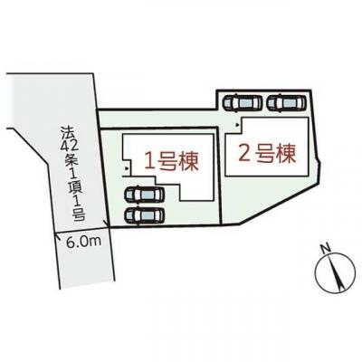 【外観】小野市西本町 1号棟