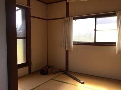 2階西側和室です。