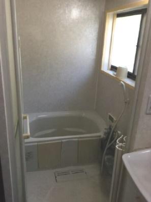 平成14年に浴室を交換しました。