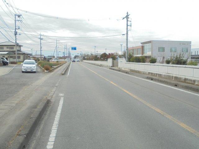 【前面道路含む現地写真】小吹町土地