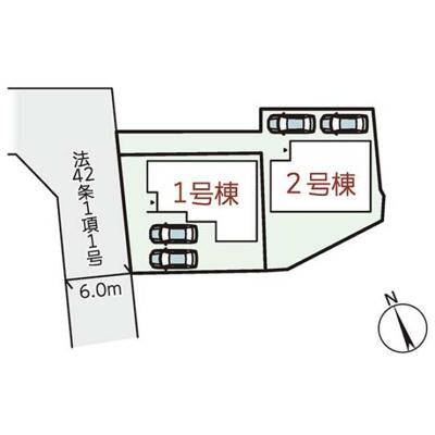 【外観】小野市西本町 2号棟