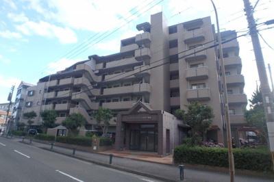 【外観】エンゼルマリナコート姪浜弐番館