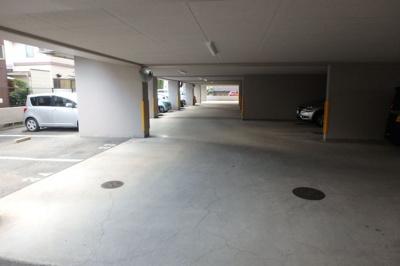 【駐車場】エンゼルマリナコート姪浜弐番館