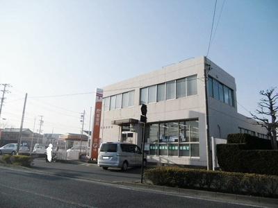 浅羽郵便局まで1300m