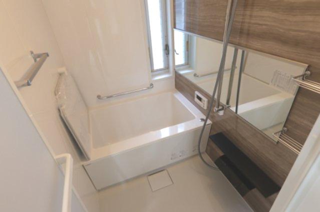 きれいなお風呂です 吉川新築ナビで検索