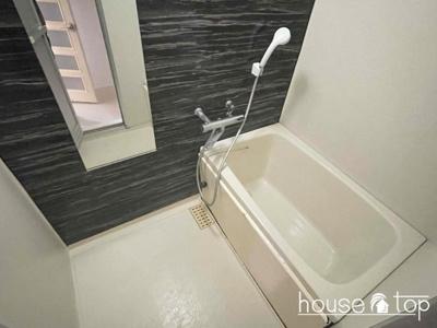 【浴室】学文殿ハイツ