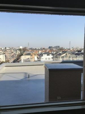 5階廊下からの眺望